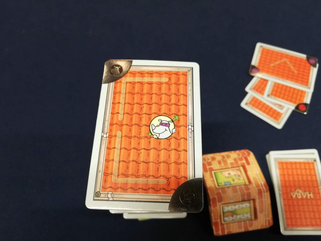 リノマークのカード