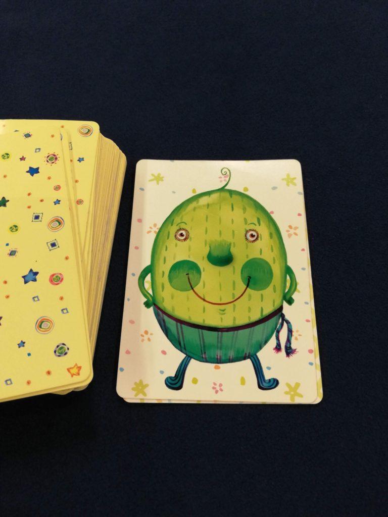 2枚目のカード