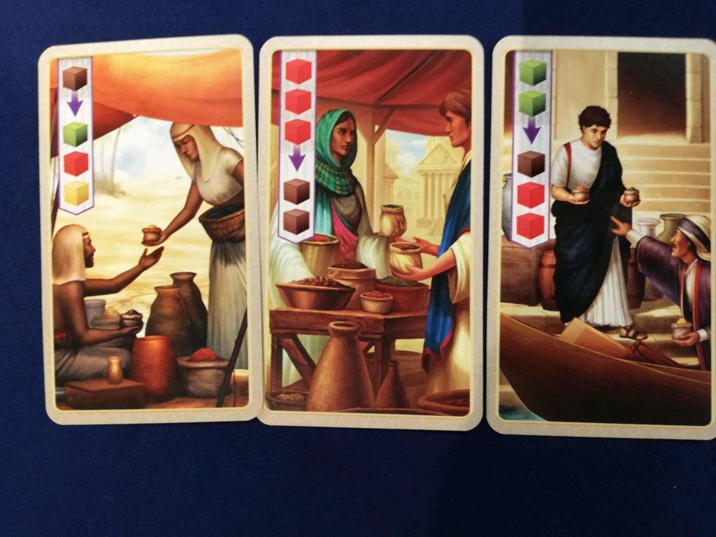 商人カード