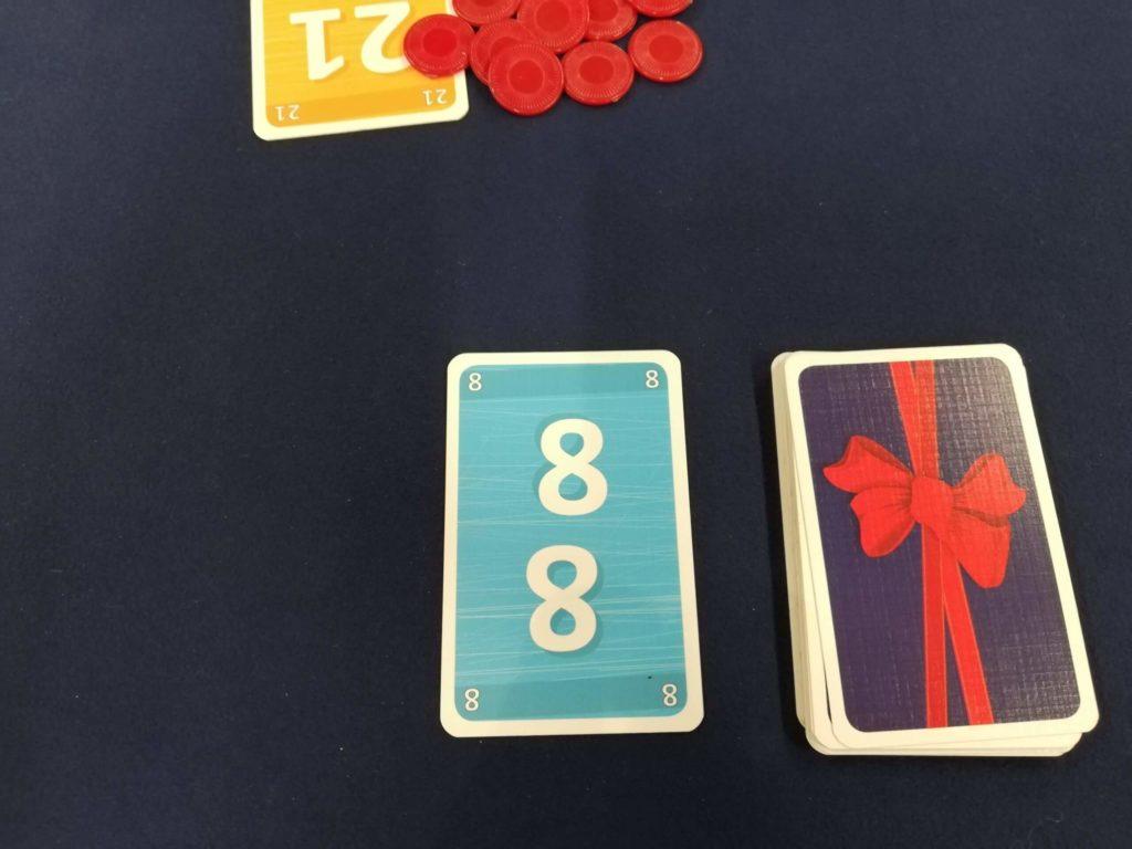 8の数字カード