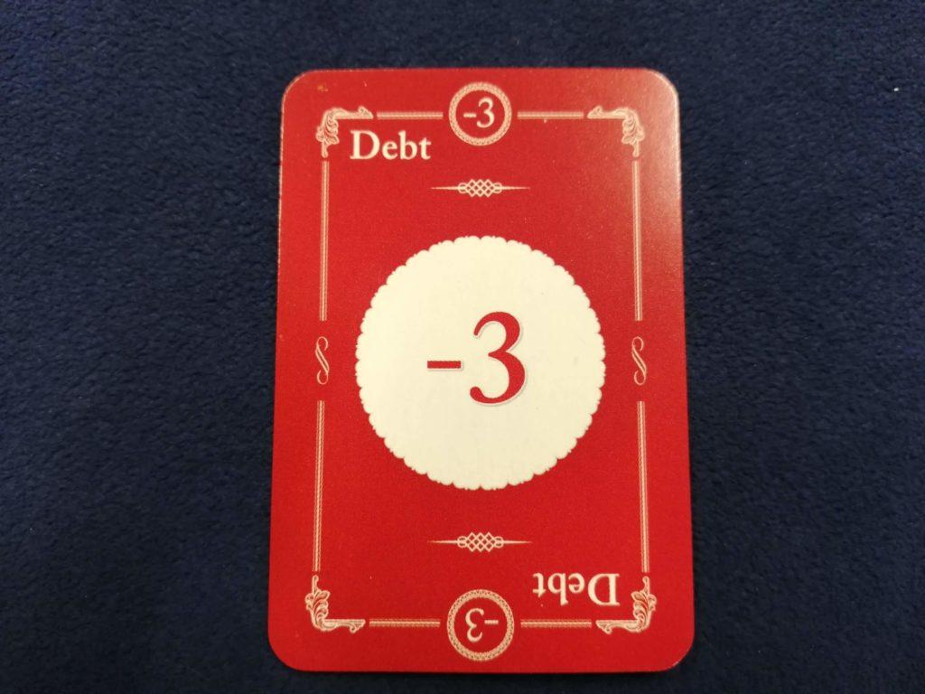 負債カード