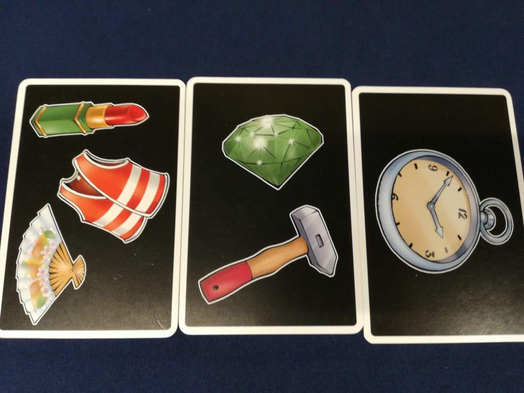最初に取り除いた3枚のカード
