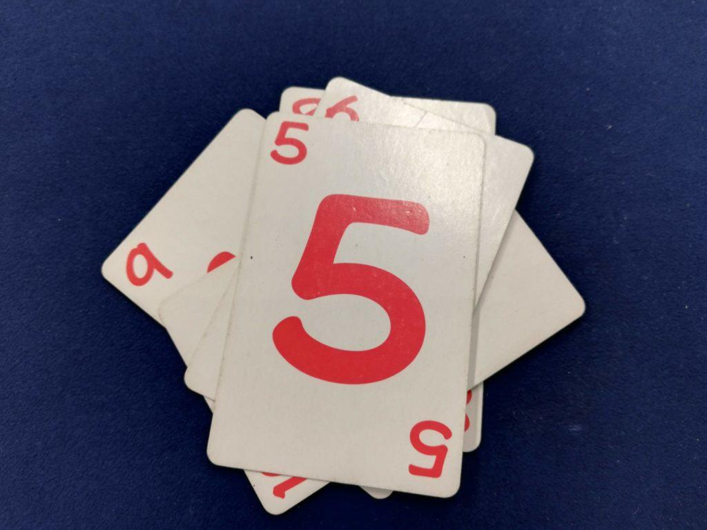 場のカード2