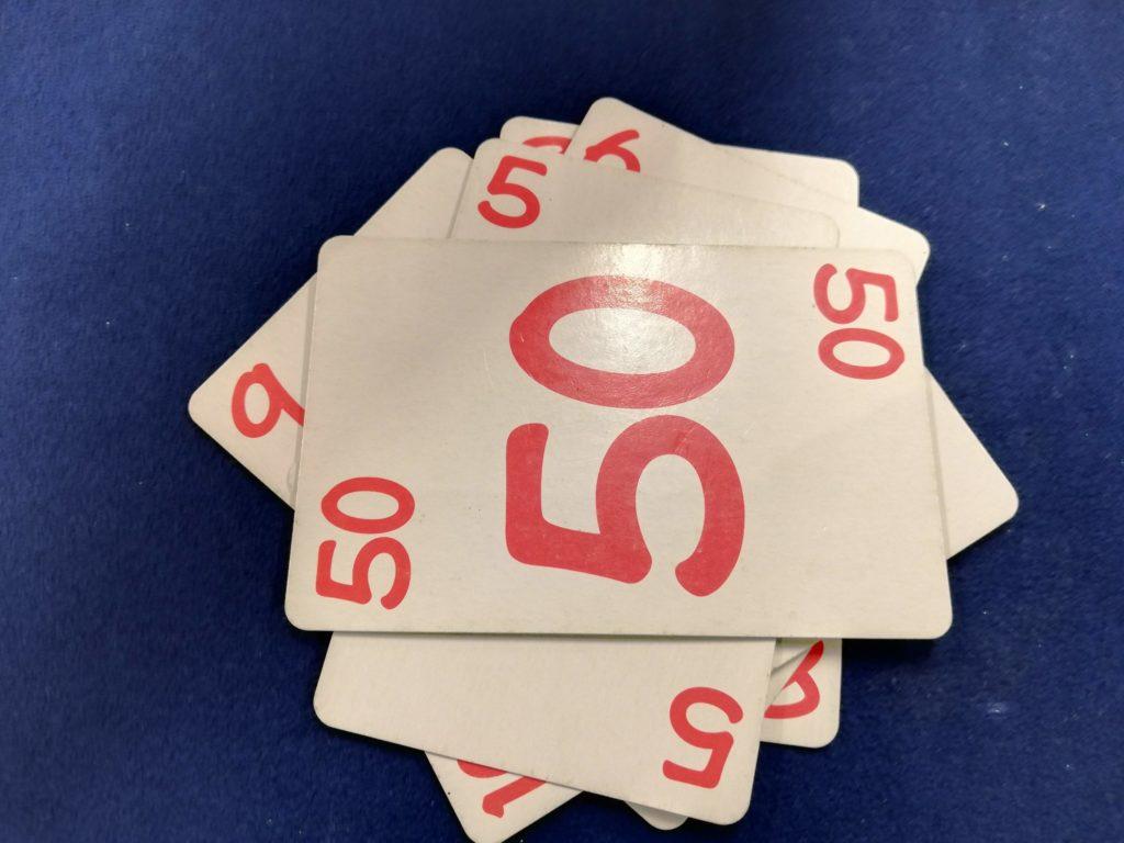 場のカード3